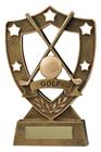 Golf Gold Shield