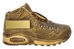Basketball Shoe Trophy