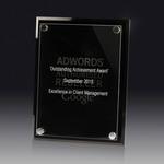 Acrylic Ambition Plaque Award
