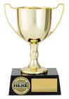 Cast Logo Cup