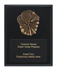 Cosmos Super Plaque - Badminton