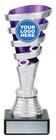 Spiral Cup - Purple