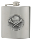 Golf Stainless Steel Flask