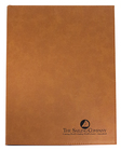 Leatherette Portfolio / Notebook