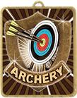 Gold Lynx Medal - Archery