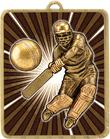 Lynx Medal - Cricket Batsman