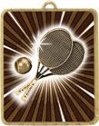 Gold Lynx Medal - Tennis