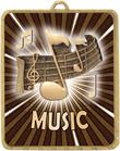 Gold Lynx Medal - Music