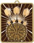 Gold Lynx Medal - Darts