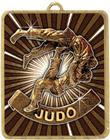 Gold Lynx Medal - Judo
