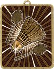 Gold Lynx Medal - Badminton