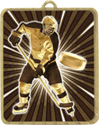 Gold Lynx Medal - Ice Hockey
