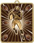 Gold Lynx Medal - American Football