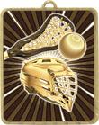 Gold Lynx Medal - Lacrosse