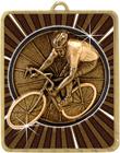 Gold Lynx Medal - Cycling