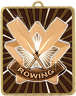 Gold Lynx Medal - Rowing