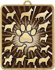 Gold Lynx Medal - Pet