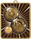 Gold Lynx Medal - Bowls