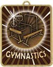 Gold Lynx Medal - Gymnastics