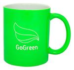 Bright Green Mug