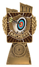 Antique Gold Lynx - Archery