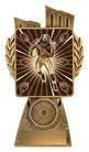 Antique Gold Lynx - American Football