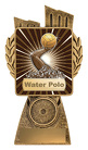Antique Gold Lynx - Water Polo