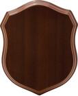 Walnut Timber Shield