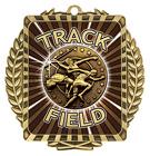 Lynx Wreath - Track & Field