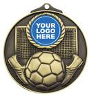 Football Medal 25mm Insert