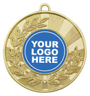 Shiny Laurel Medal - Water Polo