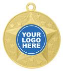 Stars Medal - Football