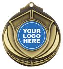 Shield Medal - Fishing
