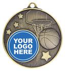 Club Medal - Basketball