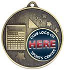 Logo Medal - Maths