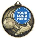 Football Medal - Insert Option