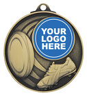 Rugby Medal - Insert Option