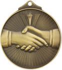 Handshake Medal