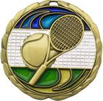 Tennis Stained Glass