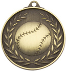 Baseball Antique Gold