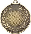Basketball Antique Gold