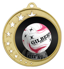 Stars Medal - Netball