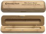 Bamboo Pen Box