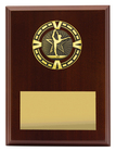 Varsity Plaque - Gymnastics
