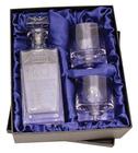 Gift Box - Decanter & Whiskey Glasses