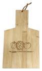 Bamboo Mini Board