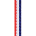 Red / White / Blue Loop Ribbon