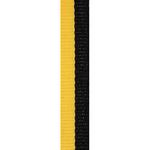 Black / Gold Loop Ribbon