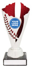 Spirit Cups - Silver / Red