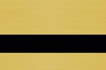 IPI Ultra Thins Brushed Gold / Black